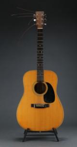 Martin & Co. Akustisk guitar, model HD-28 P, 1990