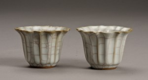 Skåle af porcelæn Kina 1800 tallet 2