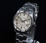 Rolex Oyster Perpetual Date men's watch, steel