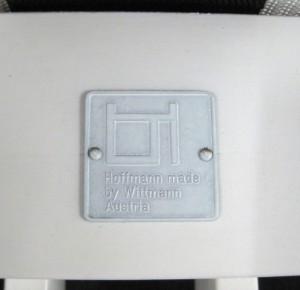 m bel kolo moser josef hoffmann sitzgruppe modell purkersdorf von wittmann. Black Bedroom Furniture Sets. Home Design Ideas