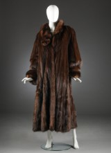 Fur coat, Russian sable, approx. size 44