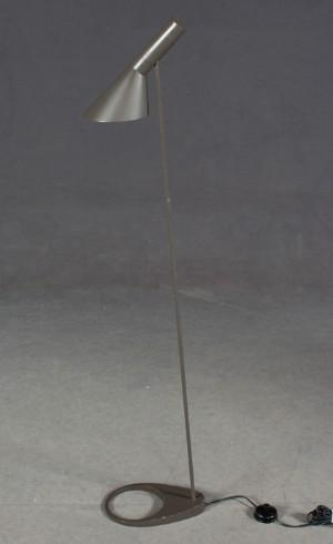 Arne Jacobsen Stehleuchte Stehlampe Modell Aj Für Louis Poulsen