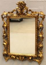 Spegel, barockstil