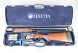 Sporting gun, Beretta o/u Model SV 10 Prevail III Sporting, cal. 12/76.