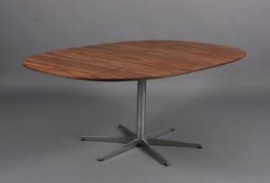 ware 3182944 arne jacobsen piet hein tisch 39 superellipse. Black Bedroom Furniture Sets. Home Design Ideas