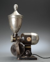 Kaffemølle. mrk. Elka. 1900-tallets midte