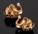 Ole Lynggaard Elefant ørestikker