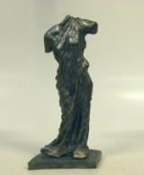 Jens Galschiøt (f. 1954), skulptur af bronce, Romerinde