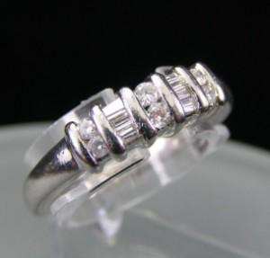 Brillant-Diamant-Ring