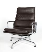 Charles og Ray Eames. Soft Pad Lounge Chair, model EA 222