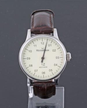 MeisterSinger 1Z Mechanik Wristwatch