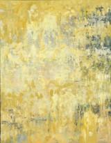 Funder. Abstrakt komposition, akryl på lærred