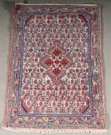 Persisk handknuten matta Zageh 143x100 cm