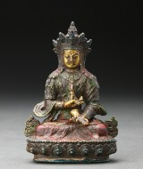 Buddha. Tibet, ant. 1700 tallet