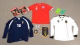 Internationale fodboldspillertrøjer (18)