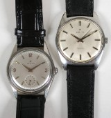 Zenith, armbandsur, 2 st