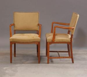 Kaare Klint. 'Den røde stol' Denne vare er sat til omsalg