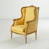 Bergere / Fåtölj Louis XVI-stil