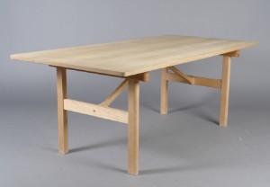 børge mogensen bord Børge Mogensen. Bord model 6284 af massiv eg. (3) | Lauritz.com børge mogensen bord