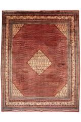 Persisk Botemir tæppe, 356 x 273 cm.
