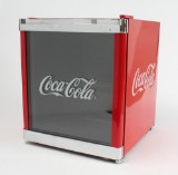 Mini køleskab, Coca-Cola reklamer.