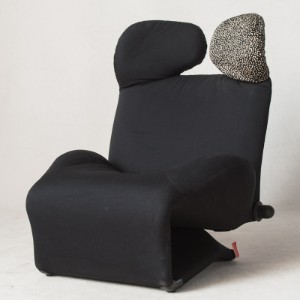 m bel toshiyuki kita wink chair f r cassina de hamburg gro e elbstra e. Black Bedroom Furniture Sets. Home Design Ideas