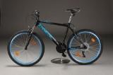 Cyclepro Stonypoint mountainbike matsort/ blå