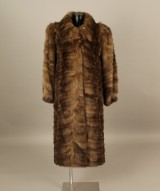 Russian sable coat, size 44/46