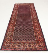 Handknuten persisk gallerimatta, Markazi 318 x 105 cm