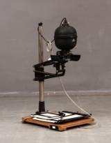 Förstoringsapparat, Leitz Focomat Ic