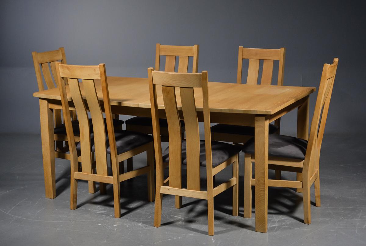 Dansk Spisebord. Fabulous Moderne Spisebord Dansk Design Samt ...