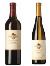 18 fl. Kendall-Jackson. Zinfandel samt Chardonnay.