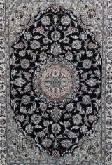 Persisk Nain m/ Silke, 175 x 115 cm