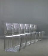 Verner Panton, sæt stole model 101 fra Pantonova-systemet, serie 100, fremstillet hos Fritz Hansen (6)