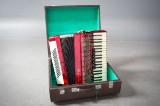 Blessing Harmonika m/ original kasse.