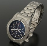 Breitling Super Avenger II Chronograph, men's watch