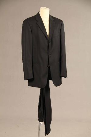 d73928d9fc0 Hugo Boss. Sort jakkesæt, str. 102 (2) | Lauritz.com