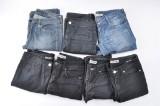 Dolce & Gabbana, Mayla, Acne, See by Chloé, Calvin Klein. Sju par jeans. Storlek 36 (7)