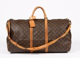 Louis Vuitton, rejsetaske, model Keepall 60