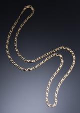 Halskæde af 14 kt. guld