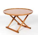 Mogens Lassen, 'Egyptian Table' in mahogany
