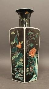 Chinese vase, likely Kangxi Dynasty