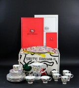 Keith Haring, coffee Service Spirit of the Art by Villeroy & Boch OVP (22)