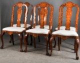 Six chairs, Holland, 18th century (6)