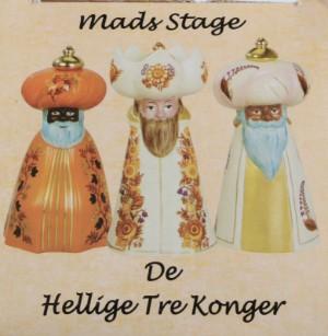 Mads Stage De Hellige Tre Konger Figurer 3 Lauritzcom