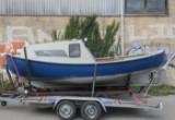 Hesselø damjolle, 16 fod, 7 hk , Volvo Penta, diesel