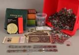 Mønter Danmark, Sverige og hele verden
