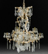 Chandelier, 19th century-later part