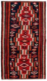 Persisk Shahsavan Kelim 320 x 185 cm