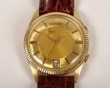 LeCoultre Memodate 14 k guld Denna auktion är annullerad - se nu vara #1671879